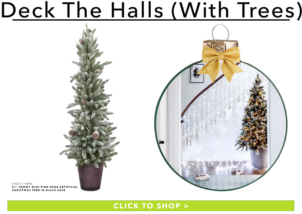Deck The Halls (Christmas Trees)