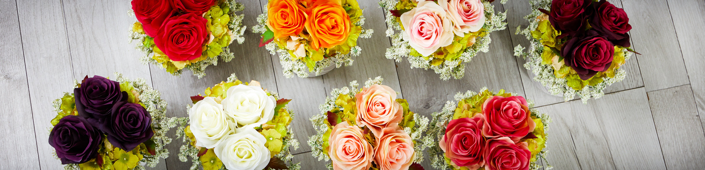 Dropshipping Wholesalers for Artificial Flowers and Plants