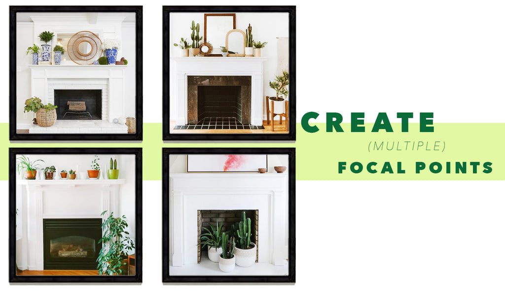 Create (Multiple) Focal Points