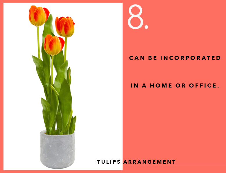 Pantone's Color of the Year With Tulip Arrangements