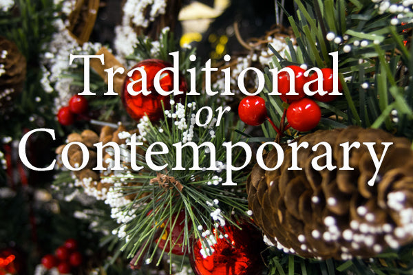 Benefits Of An Artificial Christmas Tree: Traditional or Contemporary