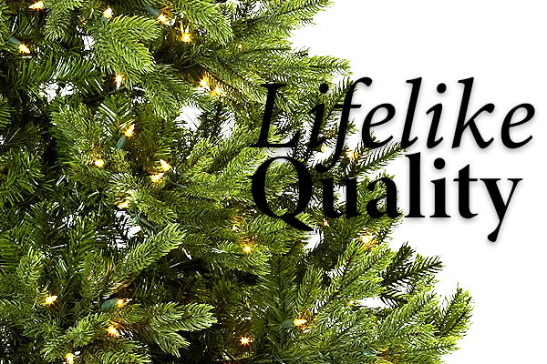 Benefits Of An Artificial Christmas Tree: Lifelike Quality