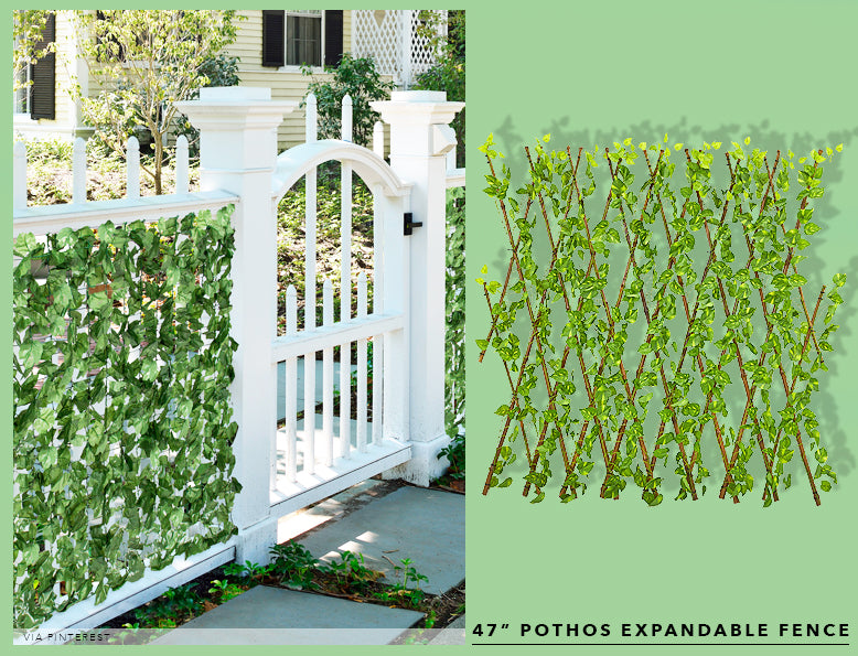 Spring Cleaning + Sprucing With UV Resistant Fences