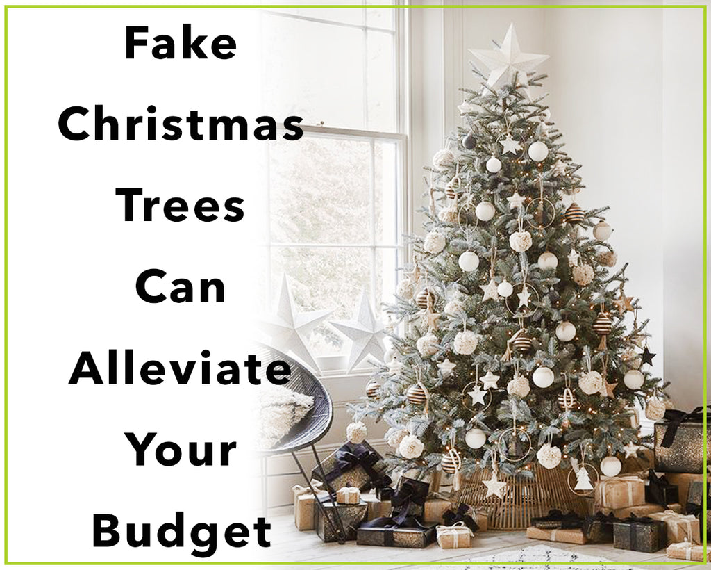 Fake Christmas Trees Can Save Your Budget