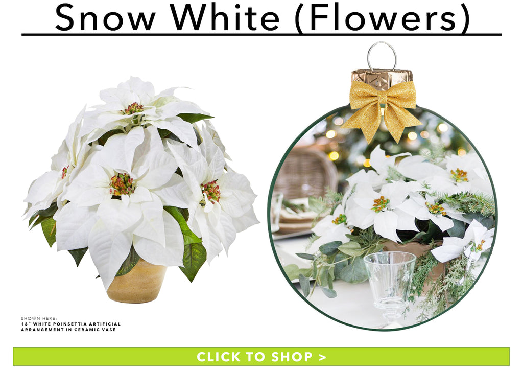 Snow White (Flowers)