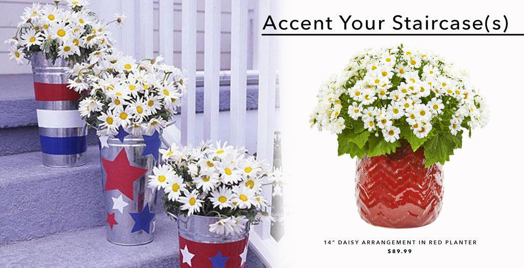 Accent Your Staircase(s)