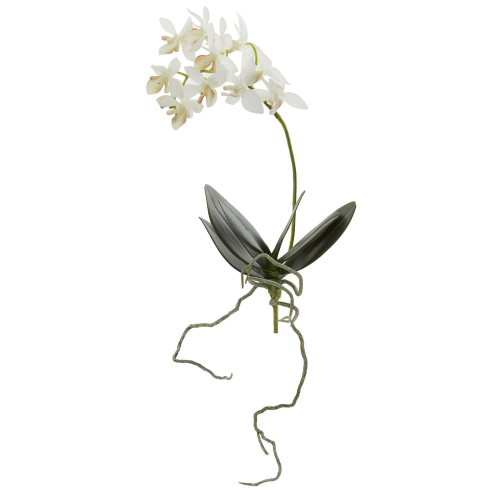 "13"" Mini Orchid Phalaenopsis Artificial Flower (Set of 6)"
