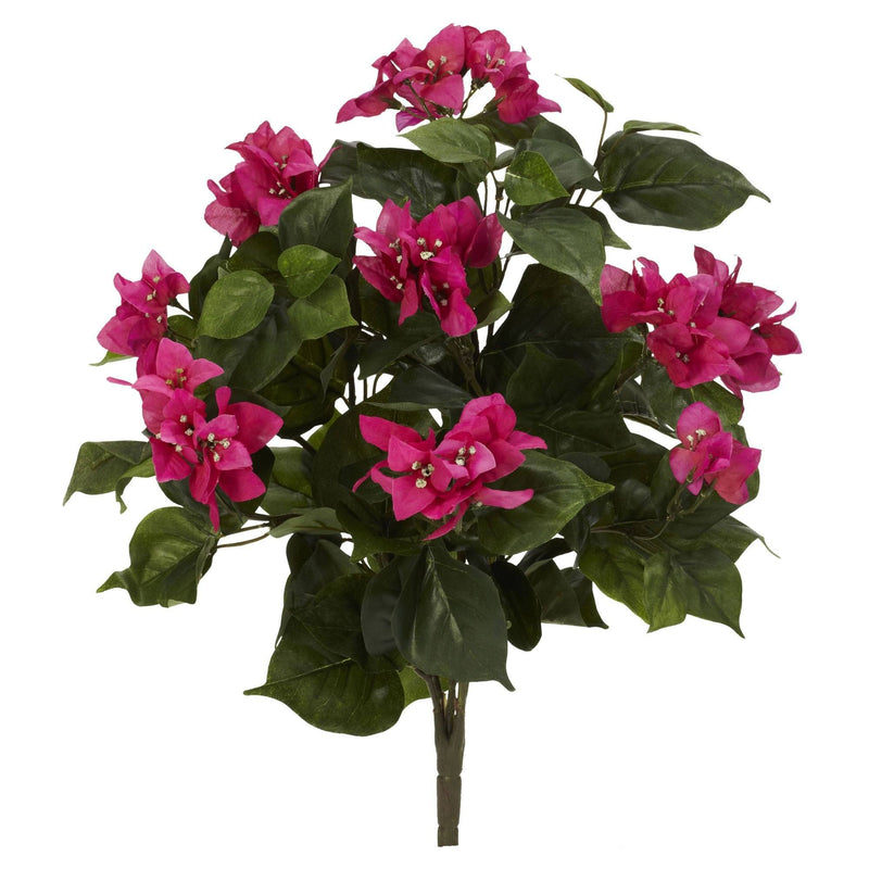 "20"" Bougainvillea Artificial Plant (Set of 3)"