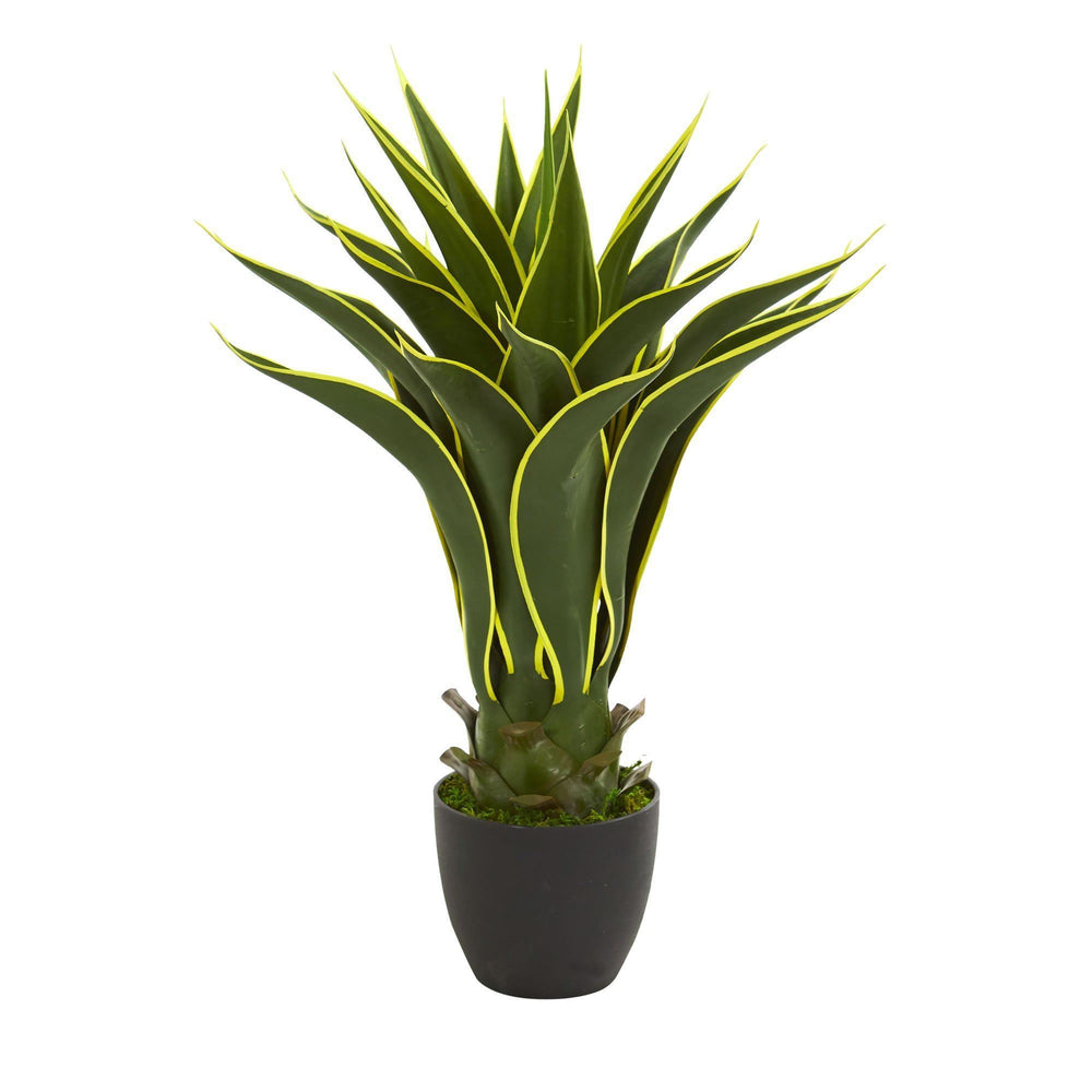 "23"" Agave Artificial Plant"