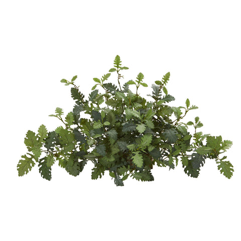 Artificial Dusty Miller Plants