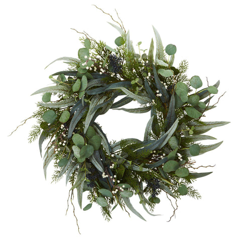 Best Selling Faux Wreaths, Garlands and Swags