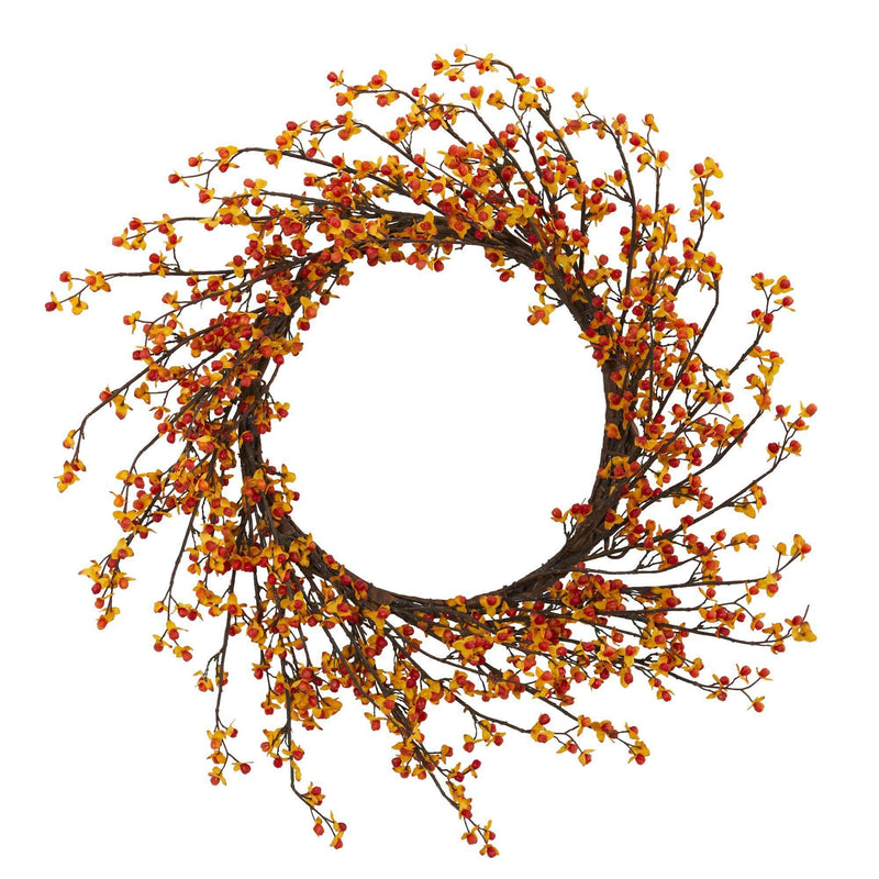 "24"" Sweet Bitter Wreath"