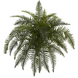 "26"" River Fern Artificial Plant (Set of 2)"