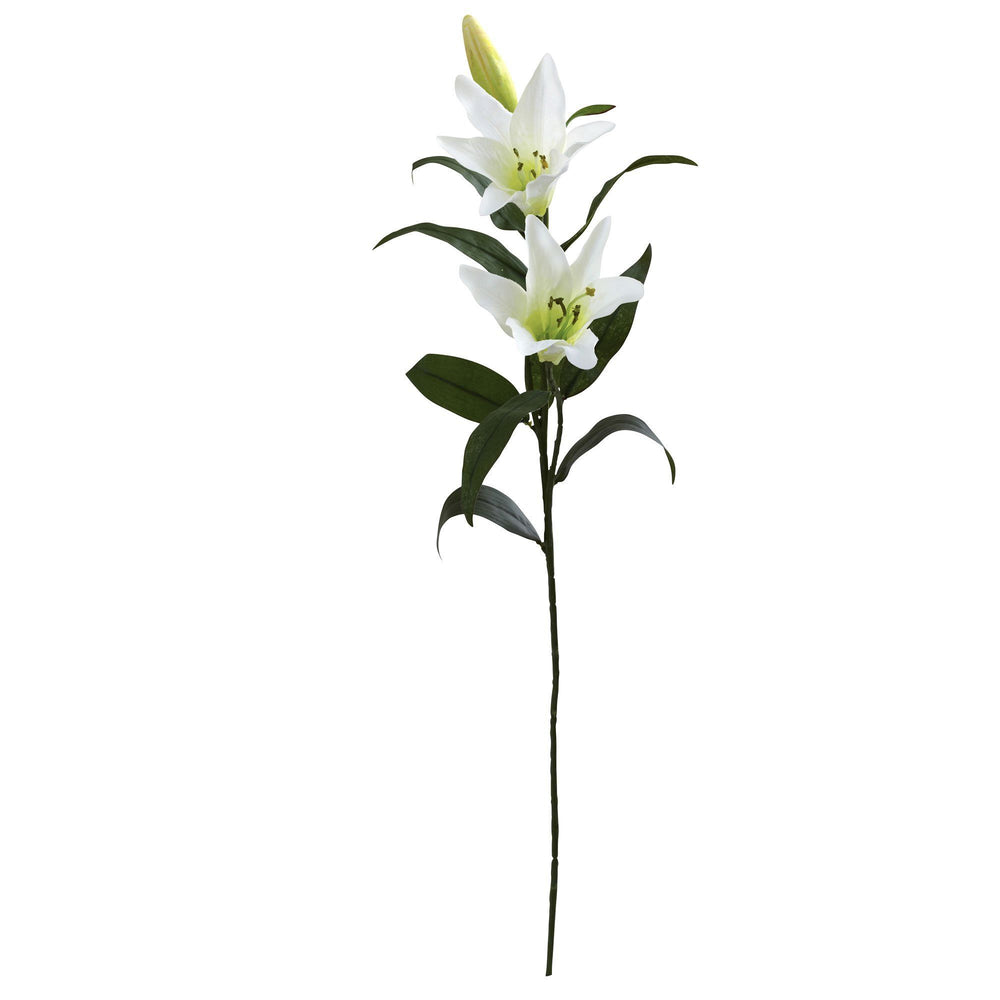 "26.5"" Lily Artificial Flower (Set of 12)"