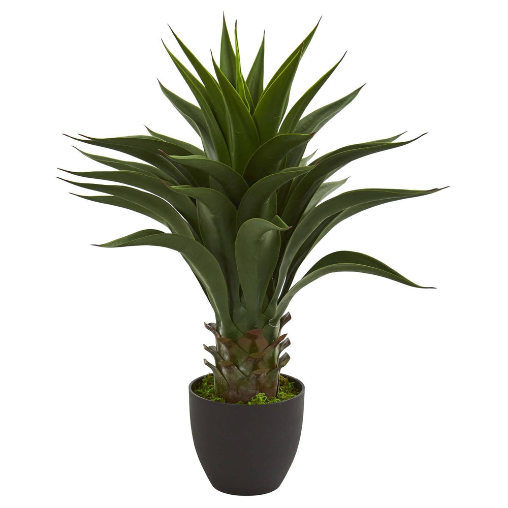 "28"" Agave Artificial Plant"