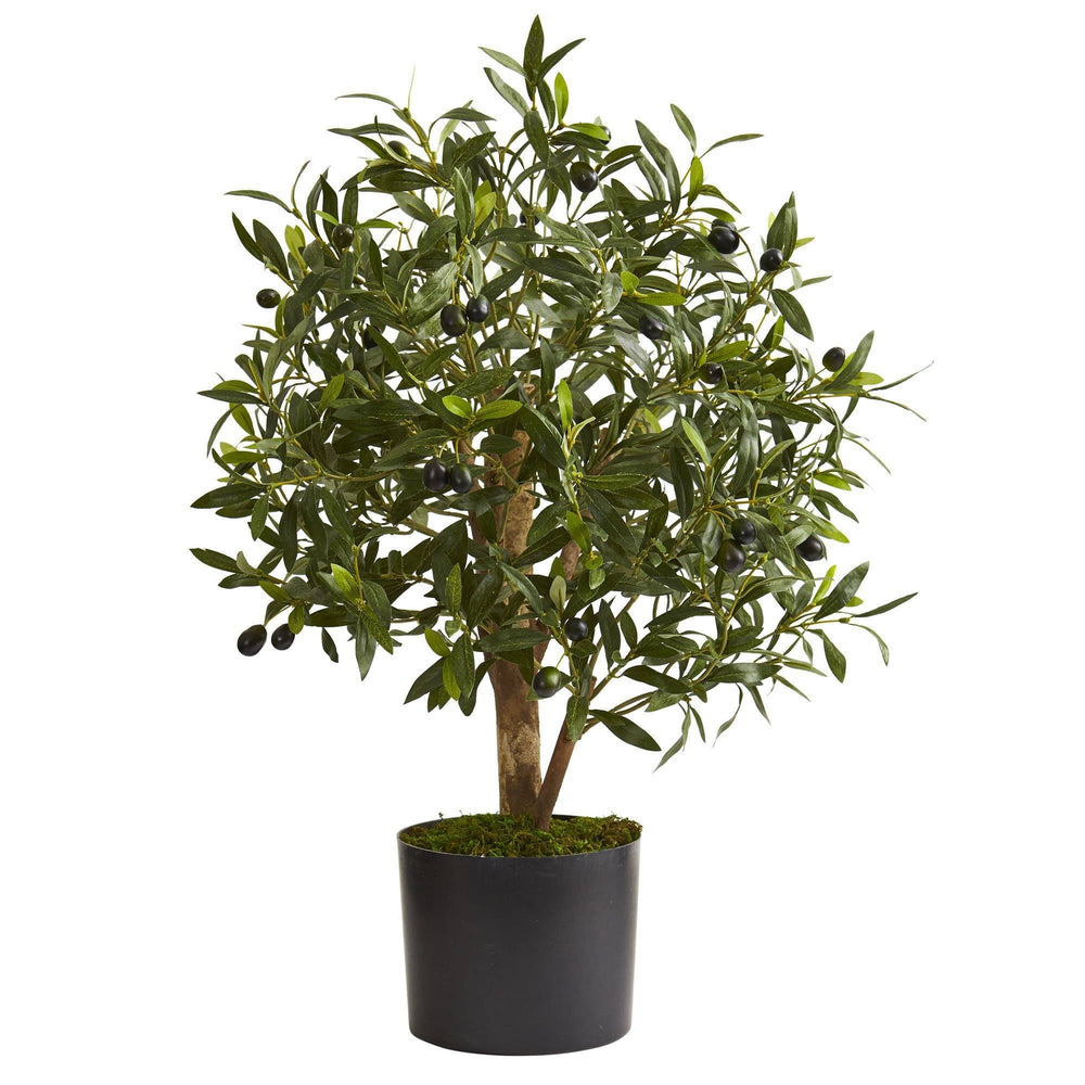 "29"" Olive Artificial Tree"