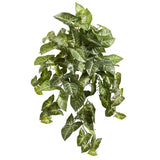 "34"" Nepthytis Hanging Artificial Plant (Set of 3)"