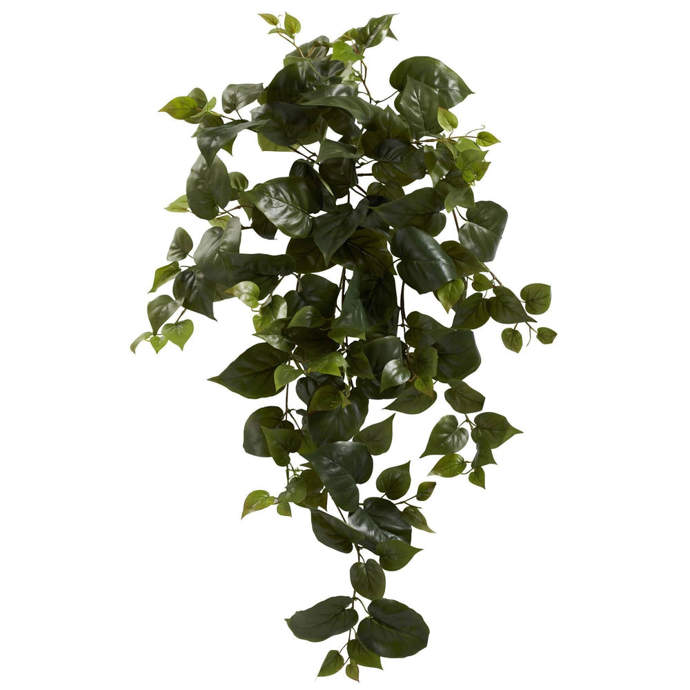 "34"" Philo Hanging Artificial Plant (Set of 3)"
