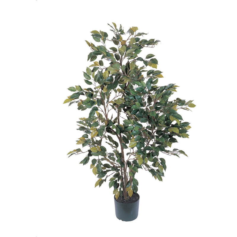 4' Artificial Ficus Silk Tree
