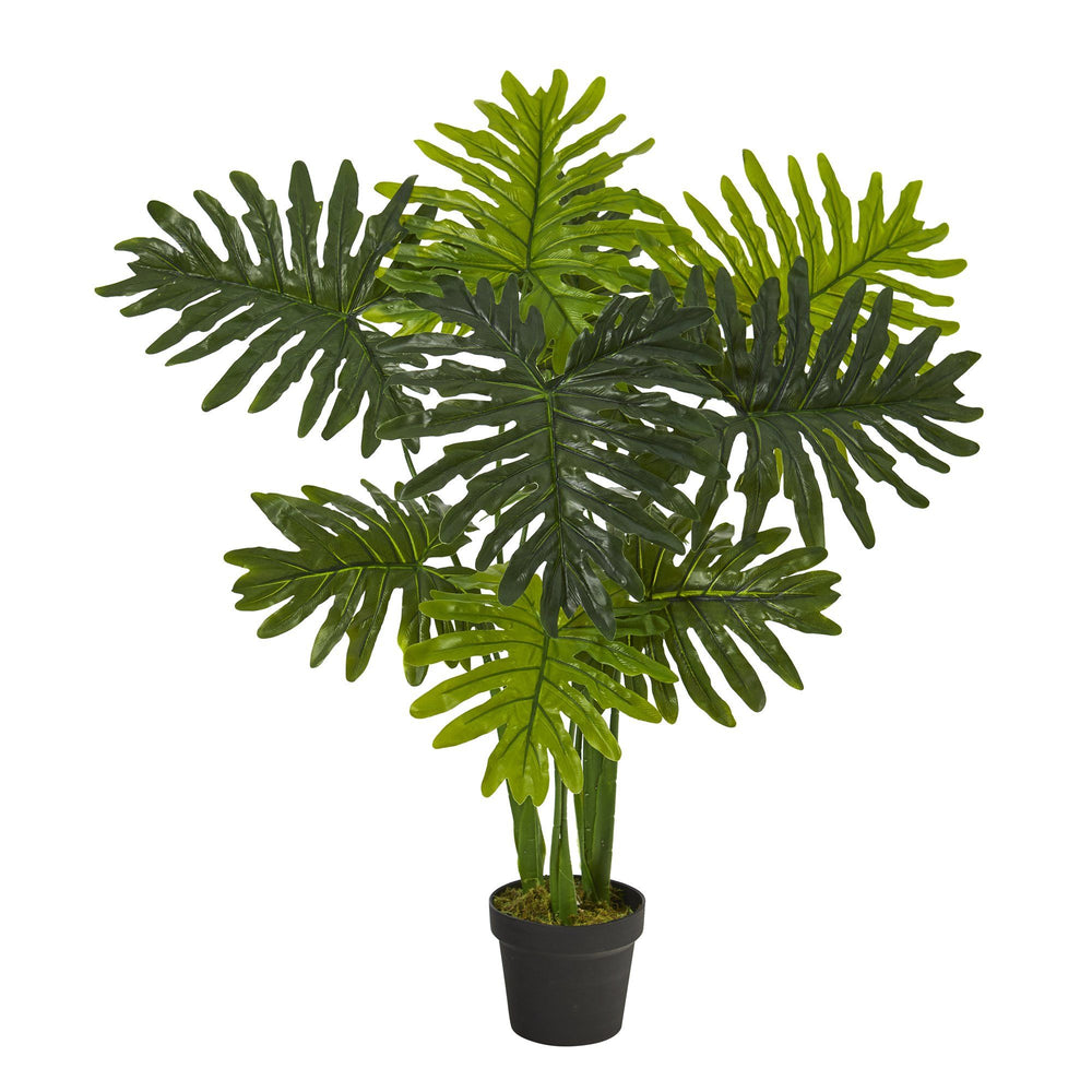 "40"" Philodendron Artificial Plant (Real Touch)"