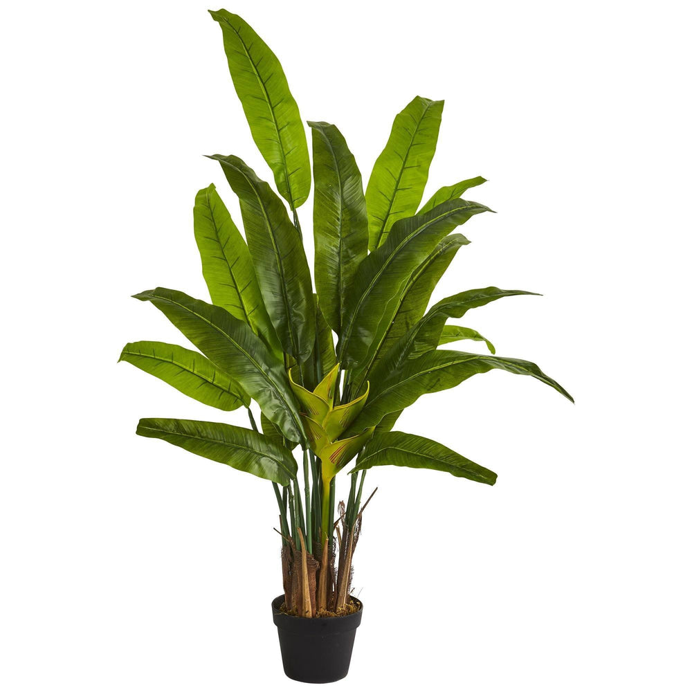 4.5' Traveler's Palm Artificial Tree