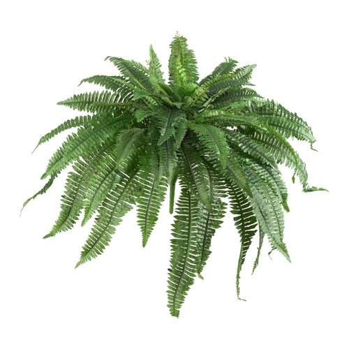 Hanging Ferns Artificial Fern Plants Nearly Natural