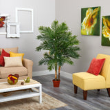 5' Areca Palm Artificial Tree (Real Touch)