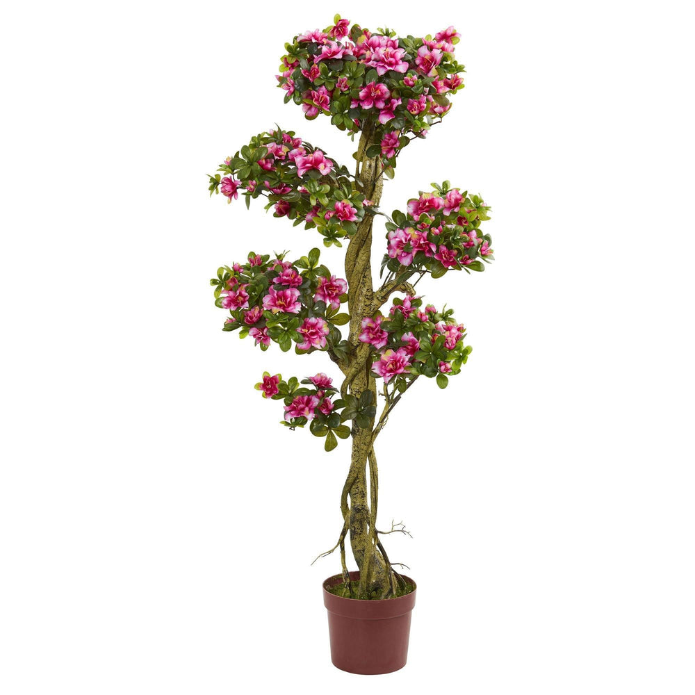5' Azalea Artificial Tree