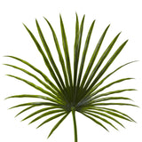 50'' Fan Palm Spray Artificial Plant (Set of 2)