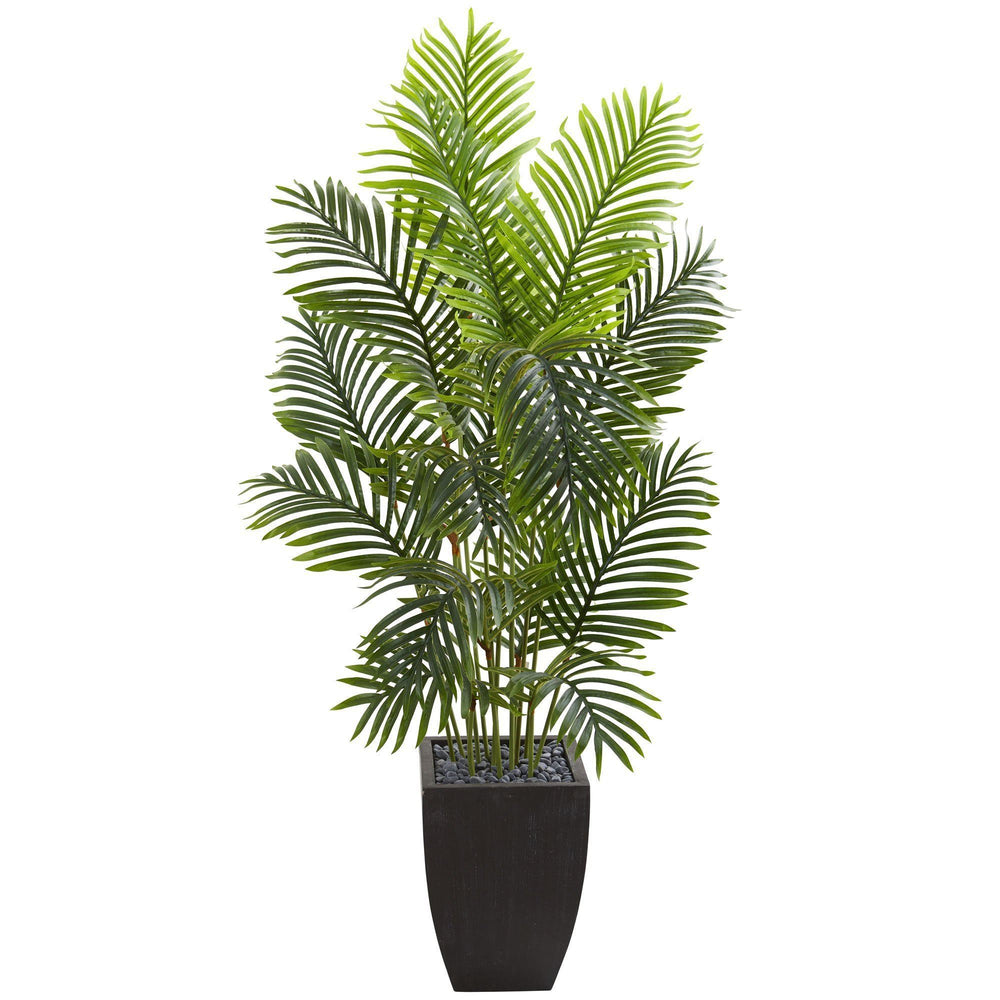 5.5' Paradise Palm Artificial Tree in Square Planter