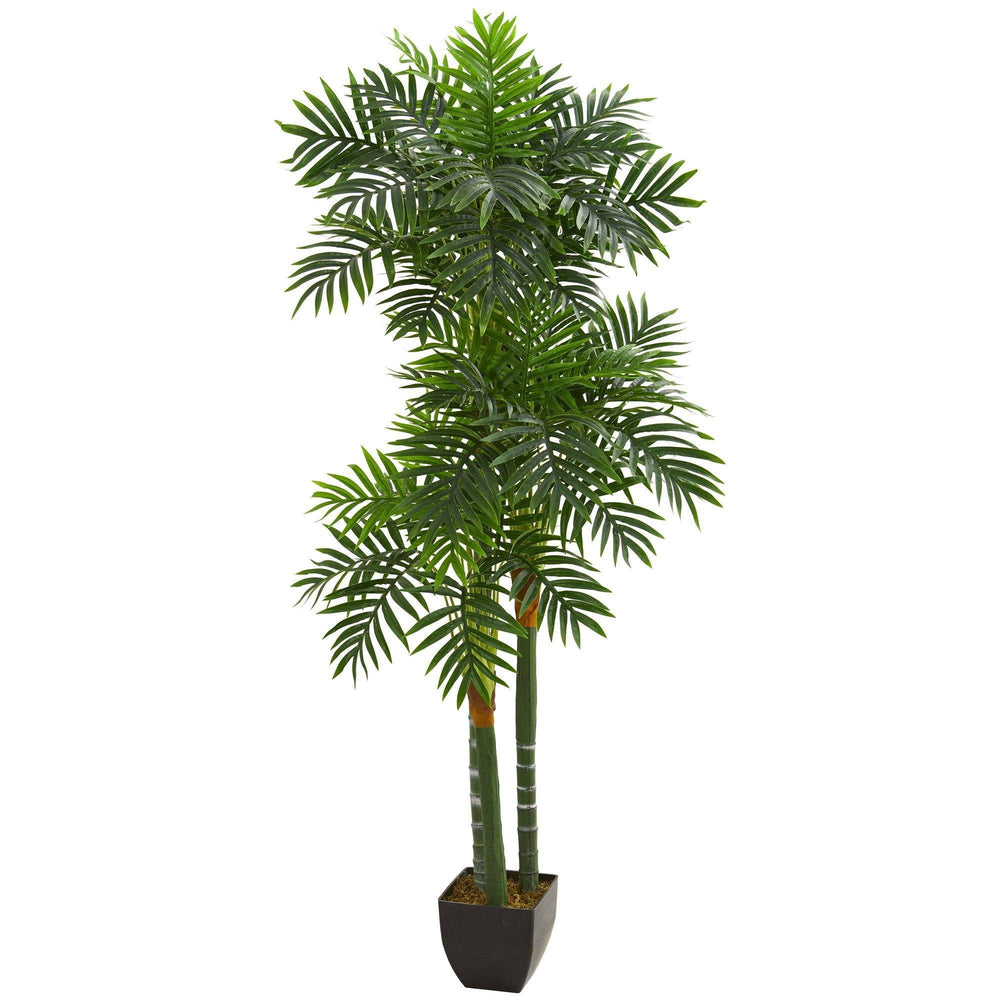 5.5' Triple Areca Palm Artificial Tree