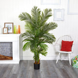 6' Areca Palm Artificial Tree