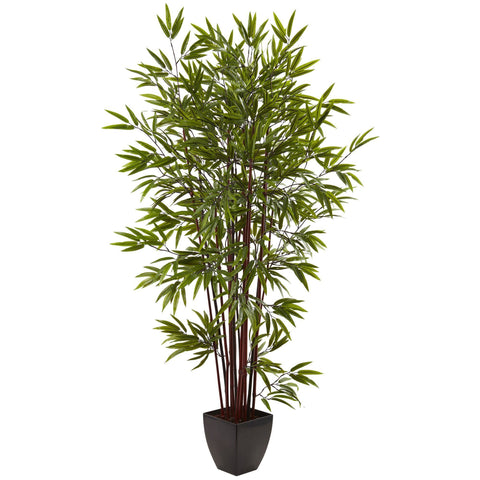2020 Artificial Bamboo Trees Collection | Nearly Natural