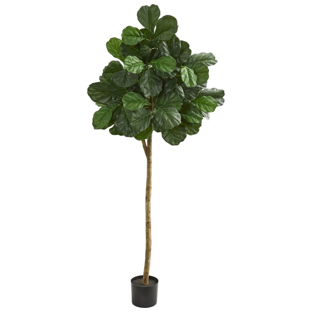 6' Tall Fiddle Leaf Fig Artificial Tree