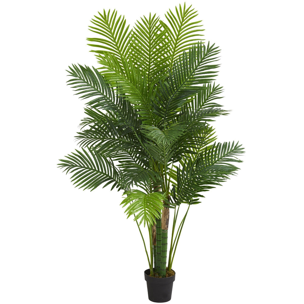 6' Hawaii Palm Artificial Tree