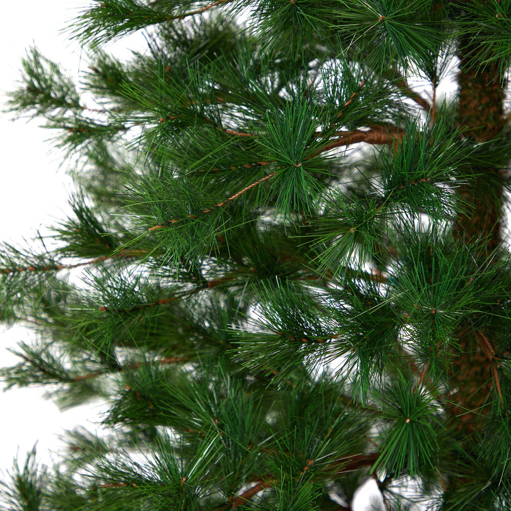 6' Yukon Mixed Pine Artificial Christmas Tree with 864 Bendable Branches