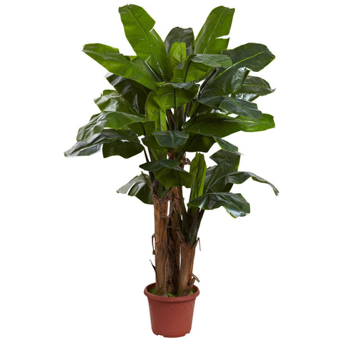 Fake, Faux, and Artificial Banana Trees