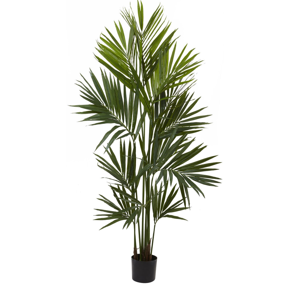 7' Artificial Kentia Palm Silk Tree Released