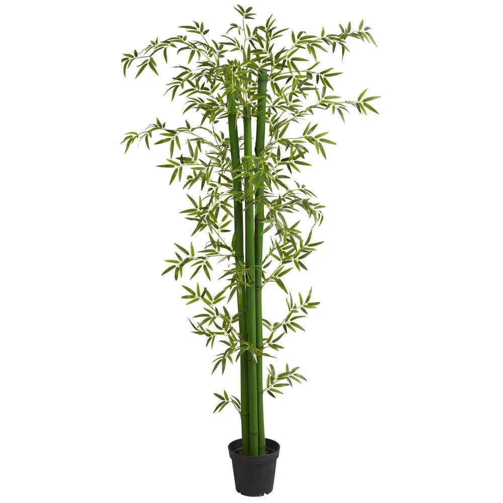 8' Bamboo Artificial Tree