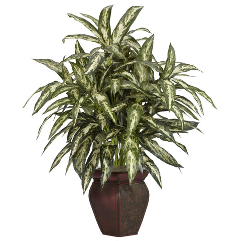 Silk Aglaonema Plants
