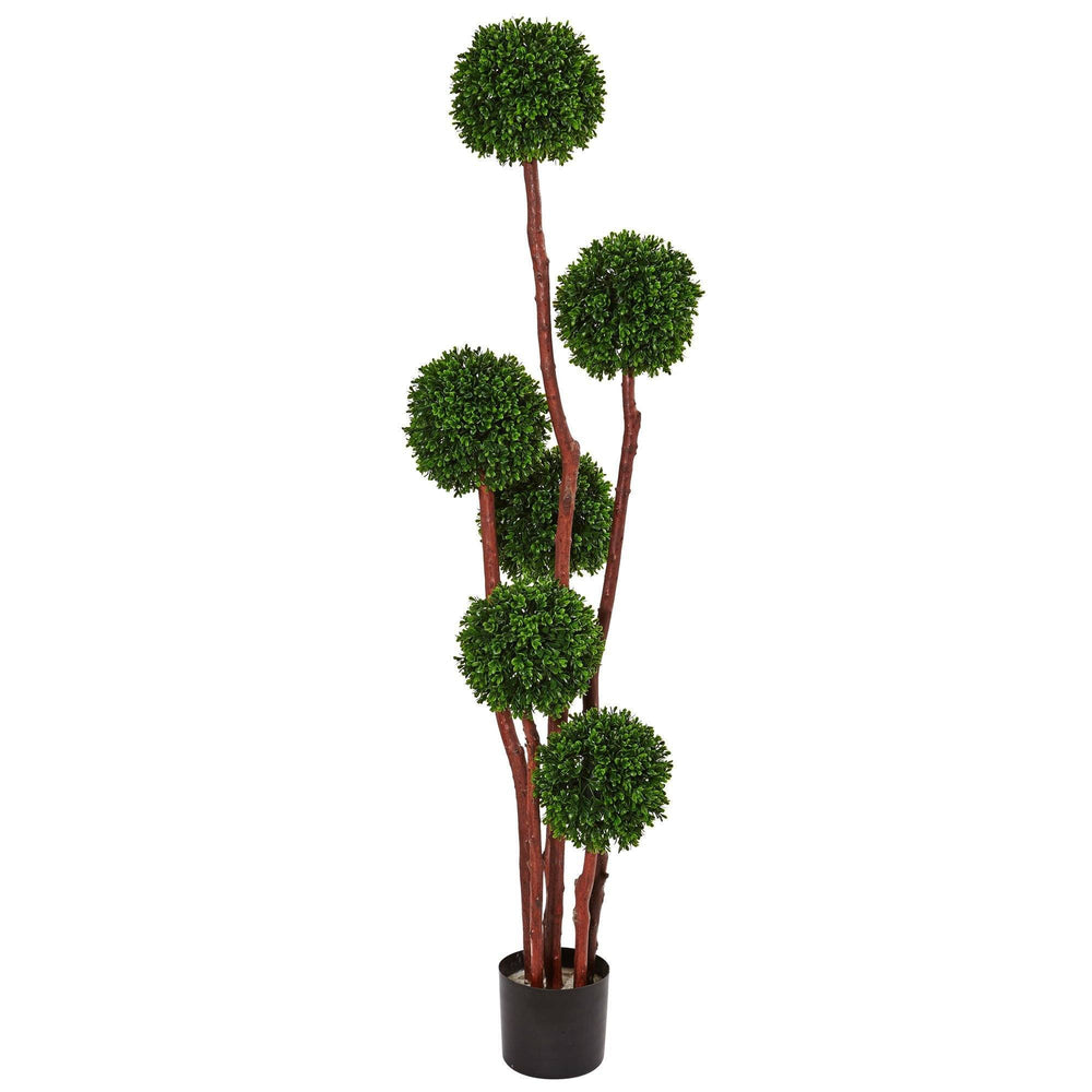 New Boxwood Tree UV Resistant (Indoor/Outdoor)