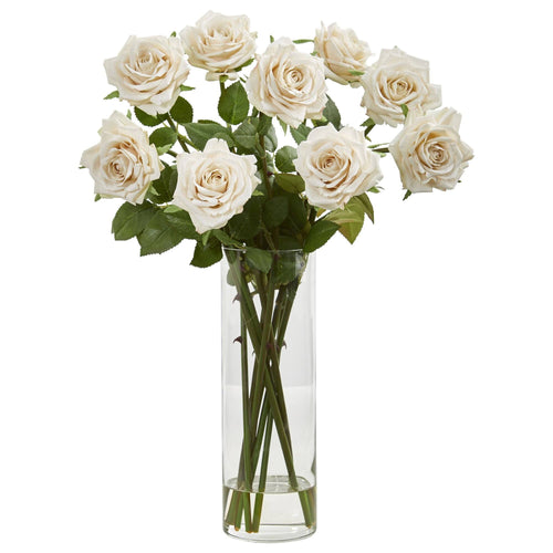 Shop Our 2021 Rose Arrangements Collection Nearly Natural