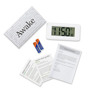 Awake Meditation Timer + Alarm Clock