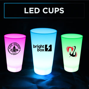 LED Light Up Cups