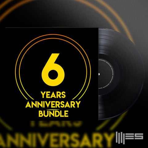 6 Years Anniversary Bundle