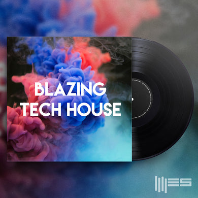 Blazing Tech House