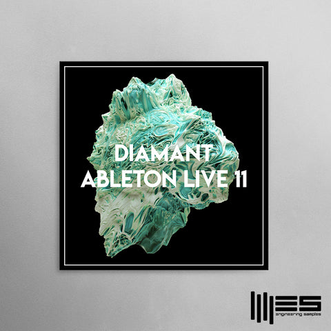 Diamant - Melodic Techo - Ableton Live 11 Template