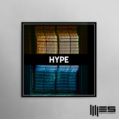 Hype - Tech House Ableton Live 10 Template