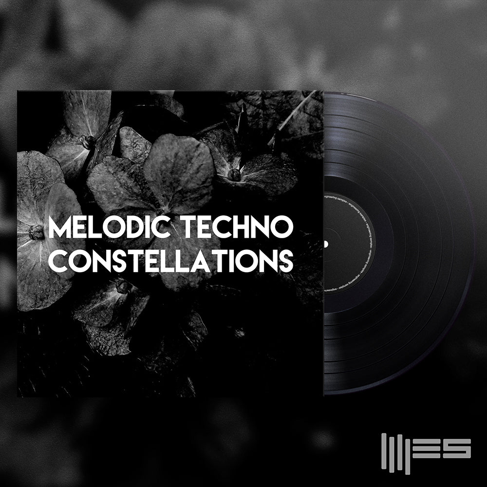 Melodic Techno Constellations