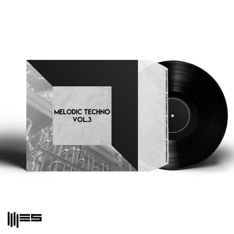 Melodic Techno Vol.3